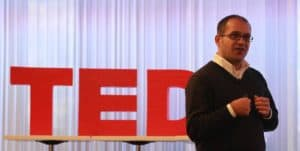 TEDxFulbright talk Bulent Kiziltan